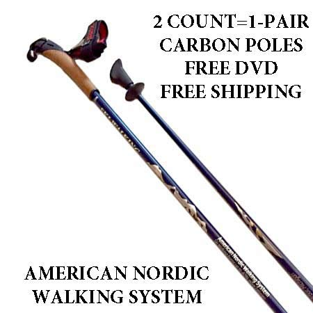 New SWIX Carbon Poles With Cork Grips, Life Time Warranty,Durable Double Wrap Carbon Construction. 32 Different Lengths. Don't Get Scammed By Cheap/Flimsy Collapsible Poles On Amazon-All Made In China
