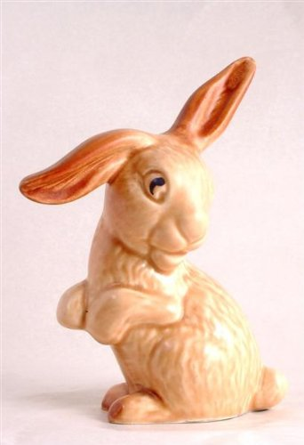 Sylvac Lop Eared Rabbit Mould Number 1302 Beige In Colour