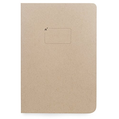 Blank Journal Sketch Book | Unlined Notebook with Plain Pages | Premium Thick Large 7x10 Paper | Made in USA