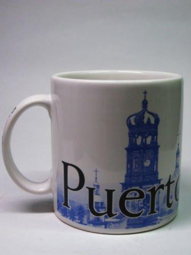 2008 Starbucks Puerto Vallarta Guadalupe Church & Dolphins Coffee Mug