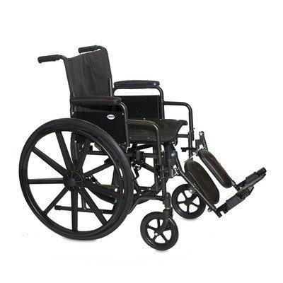 Economy Standard Wheelchair Seat Size: 18