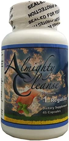 Almighty Colon Clean Cleanse Detox Formula One – 45 Caps by ITV Direct