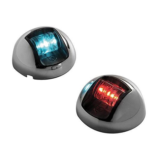 Attwood Led 1 Mile Vertical Mount Navigation Lights - 1