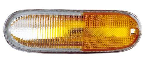 Eagle Eyes VW081-U000L Volkswagan Driver Side Signal/Marker Lamp LensandHousing ()