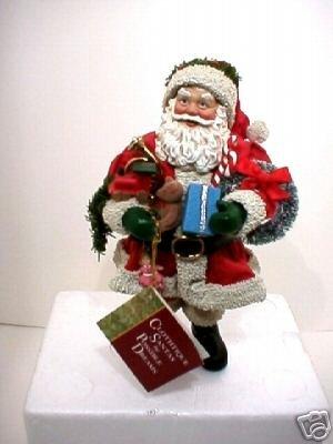 POSSIBLE DREAMS~Good Tidings Santa