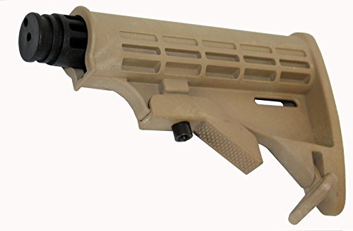 Tippmann Cronus Gun Stock Tan, Tippmann Paintball Gun Cronus Stock Tan