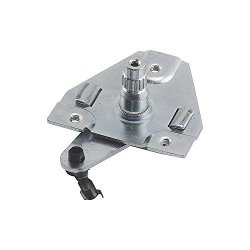 (MACs Auto Parts 42-39676 Interior Door Handle Shaft Assembly - Front Or Rear - Left)