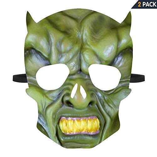 Halloween Mask Goos-Ebumps Haunted Halloween Scary Cosplay