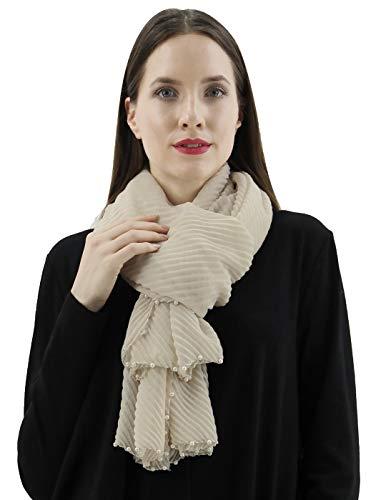 BENANCY Women's Lightweight Solid Color Scarf Fashion Long Shawl Wrap 58375 -