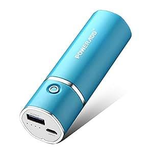 Poweradd MP-1311RR Slim2 de 5000mAh Cargador Móvil Portátil Batería Power Bank para iPhone con 8-Pin usb Cable de Carga,