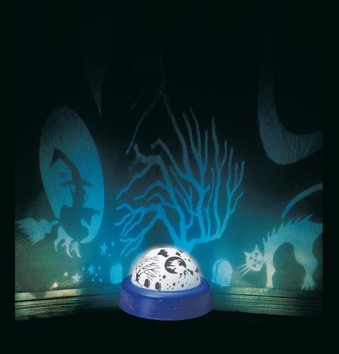 Paper Magic Group Spooky Home Decor, Rotating Light,