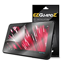 """3-Pack EZGuardZ© Screen Protectors For Hipstreet FLARE 2 9"""" HS-9DTB7 (Ultra CLEAR)"""