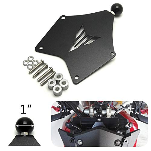 Fits Yamaha FJ-09 Phone GPS Mount Holder Bracket FJ09 FJ 09 2014 2015 2016 2017