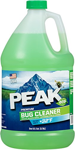 Peak PGN0K3 ECO Premium Bug Wash with Rain-Off - 1 Gallon