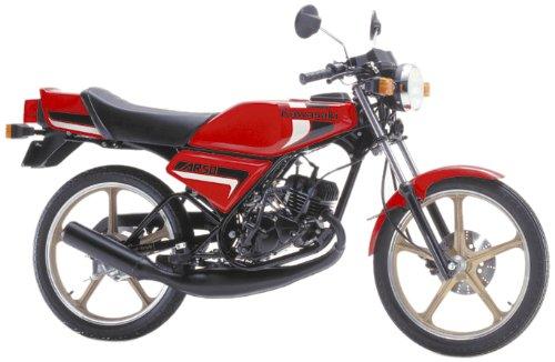 punto de venta 1 12 Naked Bike No.55 Kawasaki AR50 (japan import) import) import)  barato