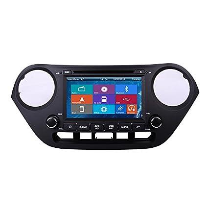 Amazon.com: Crusade coche reproductor de DVD para Hyundai ...