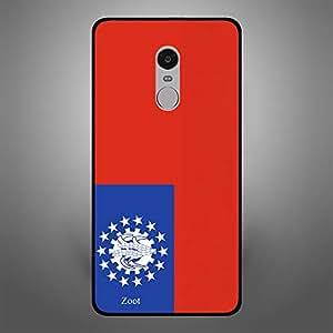 Xiaomi Redmi Note 4 Myanmar Flag