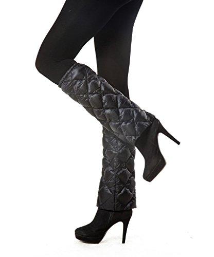 XPOSURZONE Packable Down Leg Warmer One Pair