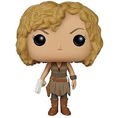 Funko POP TV: River Song Doctor Who Action Figure: Funko Pop! Television:: Toys & Games