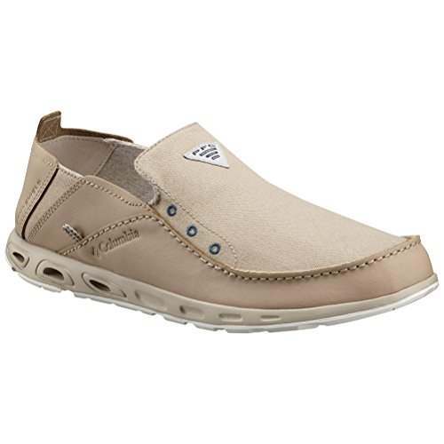 Columbia Men's Bahama Vent PFG Loafer, Ancient Fossil, 10 D(M) US by Columbia