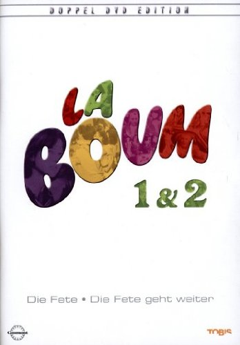 La Boum 1 & 2 (Die Fete / Die Fete geht weiter) (2 DVDs)