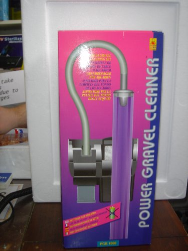 Underworld Power Power Power hang-on Gravel Cleaner f2daa7
