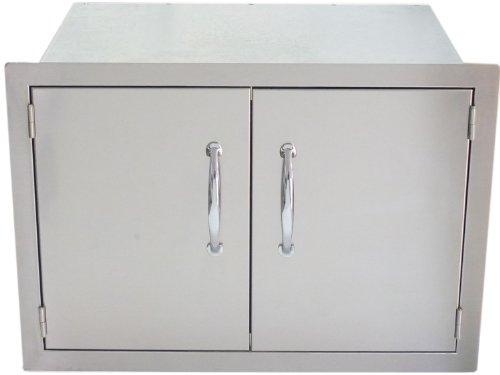 SUNSTONE DSH30 30 Inch Double Storage