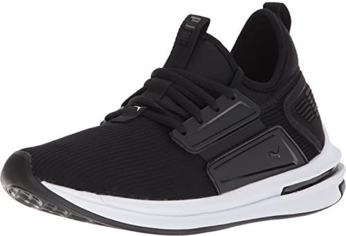 PUMA Women's Ignite Limitless SR WNS Sneaker, Black, 6.5 M US