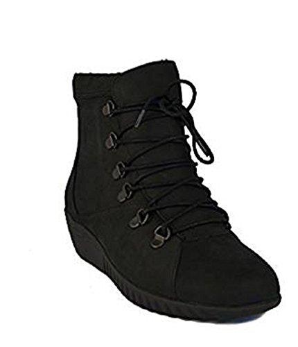 Rockport Rockport EVOSA LOW, Damen Stiefel & Stiefeletten  Schwarz schwarz M