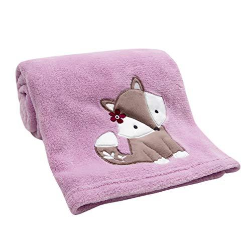 Bedtime Originals Blanket, Lavender