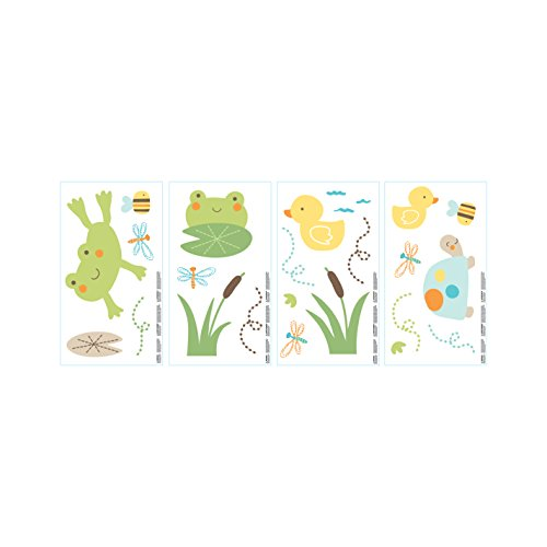 Carter's Pond Collection Wall Decals