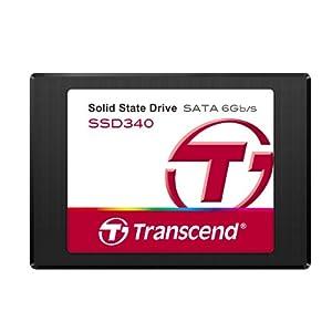Transcend SSD 2.5インチ SATA3 TS256GSSD340