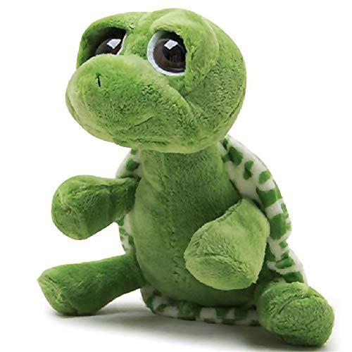 LOSOUL Giant Stuffed Animals Plush Toys Big Eyes Turtle Travel Hugging Pillow for Sleeping for Kids Adults (Gigi Giraffe)