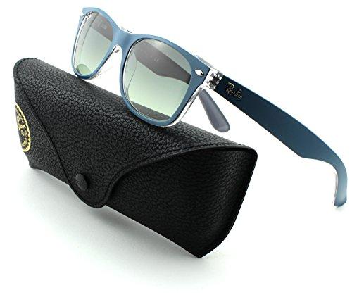 Ray New Rb2132 Sunglasses On Petroleum Wayfarer 619171 Lens Matte Gradient Frame Unisex ban grey Grey r4qWBrH