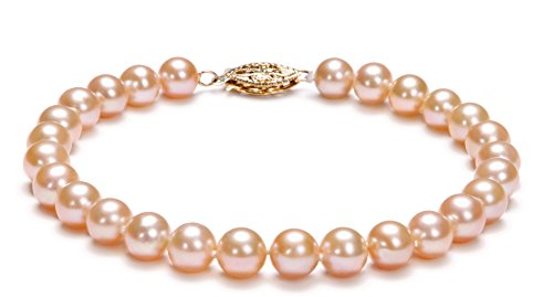 PearlsOnly - Pink 6-7mm AA Qua
