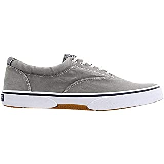 Sperry Men's Halyard CVO Canvas Sneaker