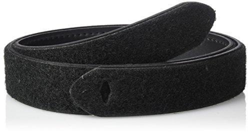Inner Belt (Safariland 99 Buckleless Reversible Inner Belt 1.5-Inch Width with Loop Fastener Lining (Basketweave Black, Medium (34-Inch-36-Inch)))