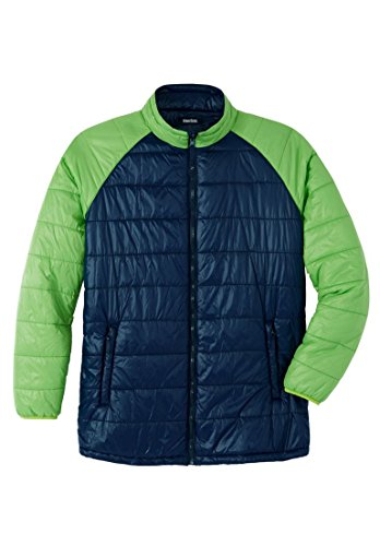 4in 1 Quilted Parka - 1