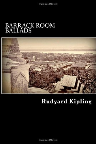 Barrack-Room Ballads (1892) (Book) written by Rudyard Kipling