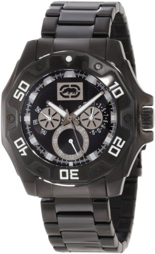 Rhino by Marc Ecko Men's E8M077MV Power Play Three Eye Multifunction Street Sport Watch