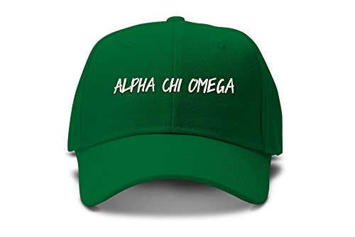 - The Turnipseed Co Alpha Chi Omega Casual Block Low Profile Dad Hat Cap