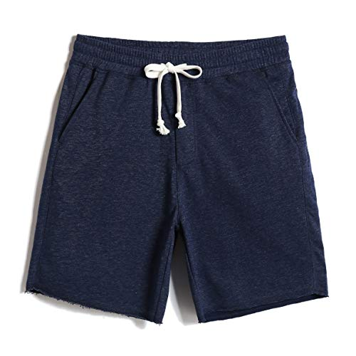 CALOLEYNG Mens Cotton 8