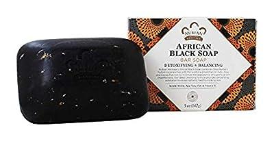 Bar Soap, African Blk with Al, 5 oz