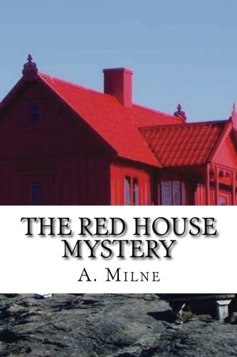 The Red House Mystery PDF