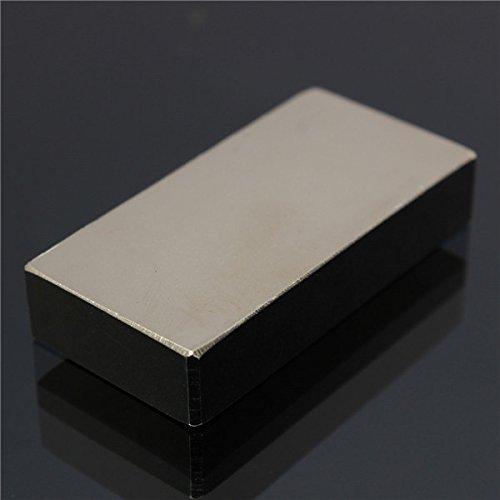 50x25x10mm N50 Strong Block Cuboid Magnet Rare Earth Neodymium Magnet