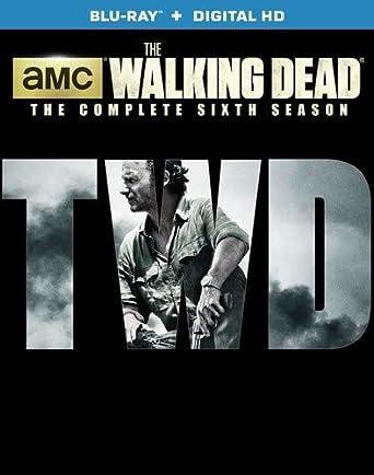 Amazon Com The Walking Dead Season 6 Blu Ray Andrew Lincoln Norman Reedus Steven Yeun Melissa Mcbride Movies Tv