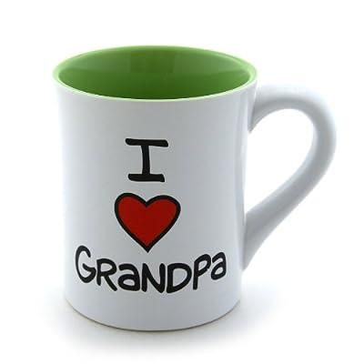 Enesco I Heart Grandpa Mug