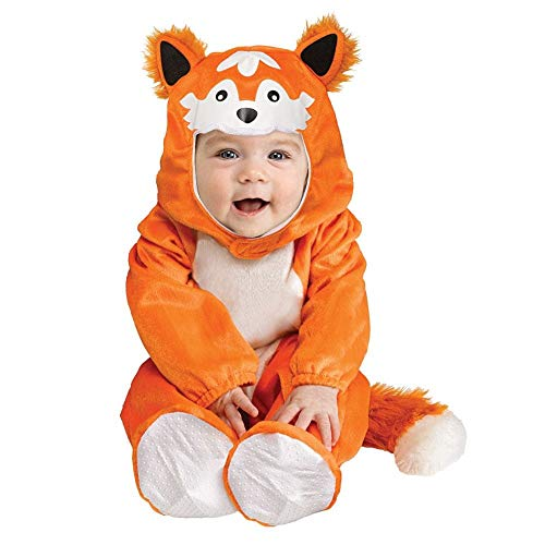 Baby Fox Baby Infant Costume (6-12)]()