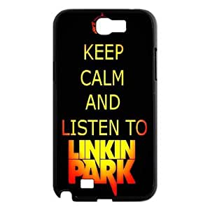 Popular Music Band Linkin Park Pattern Productive Back Phone Case For Samsung Galaxy Note 2 Case -Style-7