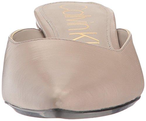 Calvin Klein Womens Lanora Mule Clay qPerZyJf
